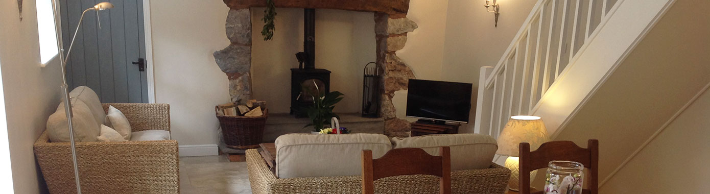 Country Holiday Cottage, Chudleigh, Devon, UK